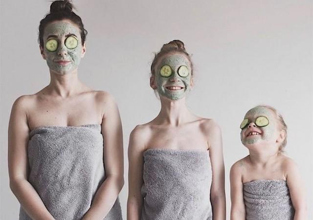Comment donner envie à nos enfants de prendre soin de leur peau ?