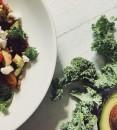 Healthy lunch pour les jeunes mamans avec Nourish Paris !