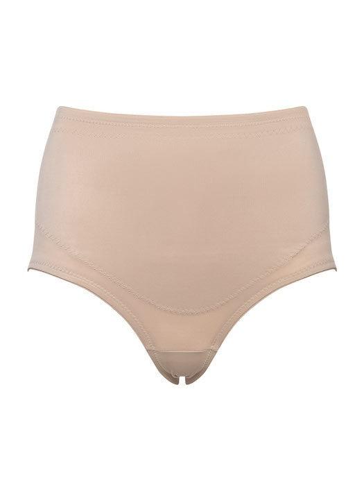 Culotte extra gainante mi-haute Flexible Fit nude-5681