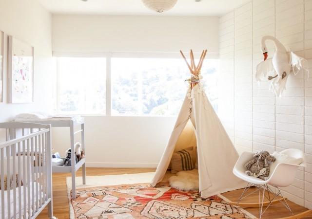 5 conseils pour rendre la chambre de bébé optimale pour son sommeil