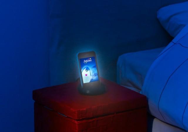 Les applications sur smartphone et tablette pour bébé