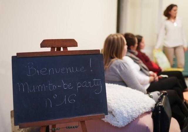 Bilan Mum-to-be Party n°16 Paris