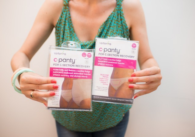 Les 1ers sous-vêtements post césarienne testés par trois jeunes mamans