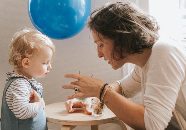 Manger sainement en devenant parents : le challenge !