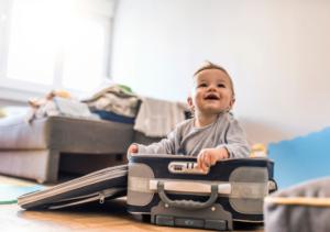 Conseils organisation voyage avec bébé