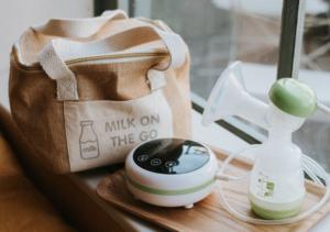 Gérer l'allaitement au travail avec le tire-lait 2 en 1 électrique et manuel MAM