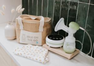 Avis témoignage tire-lait 2-en-1 électrique et manuel MAM Baby